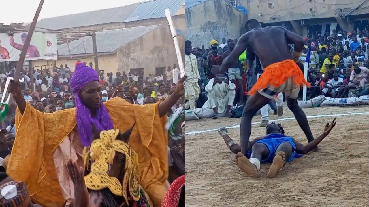 Download Mai takwasara yazama Sarkin Damben Nigeria  2021