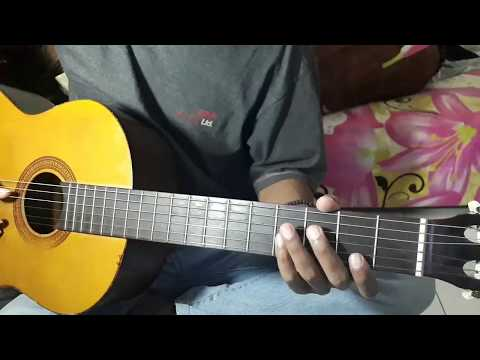 belajar intro lagu Creed one last breath (tutorial)