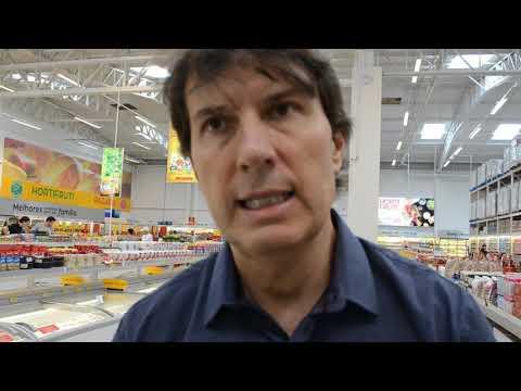 Guarapuava: Inauguração do Superpão Compre Mais Morro Alto
