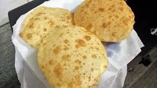 Punjabi Bhature Recipe | Bhatura Dough Recipe | How To make Bhatura | How To Make Perfect Bhatura