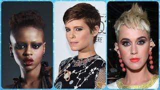 Krótkie fryzury damskie odmładzające po 30