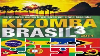 Kizomba Brasil 2014 Mikas cabral & zizy - Por te amar demais