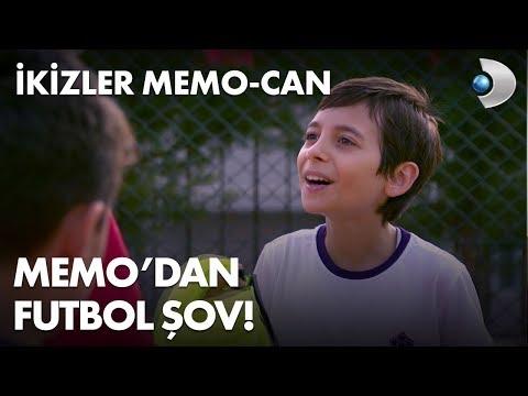 Memo'nun şaşırtan futbol şovu! - İkizler Memo - Can 4. Bölüm