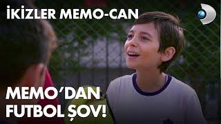 Memo'nun şaşırtan futbol şovu! - İkizler Memo