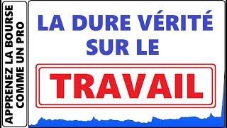LA TRISTE RÉALITÉ SUR LES SALAIRES DES TRAVAILEURS D'AUJOURD'HUI! COMMENT SORTIR DE LA MASSE