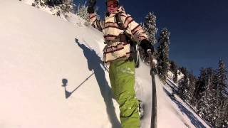 Ski Jackson Backcountry Cache Creek Thumbnail