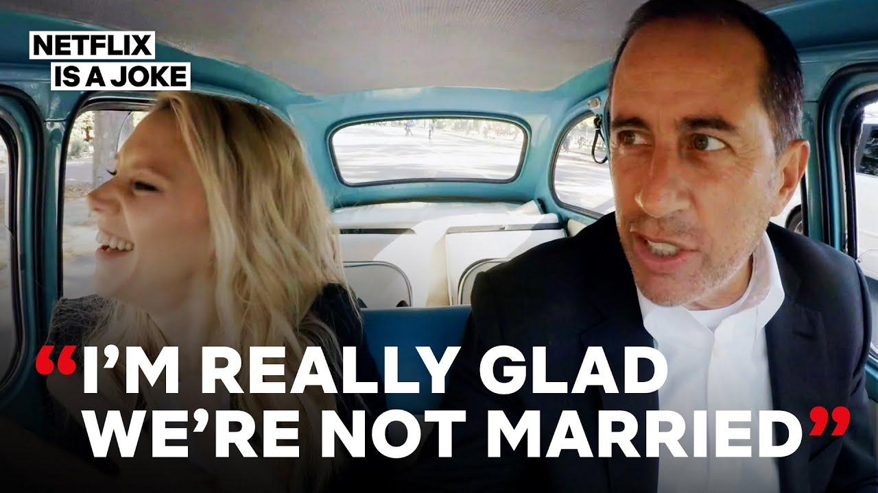 Comedians In Cars Getting Coffee: Small Talk In Longform