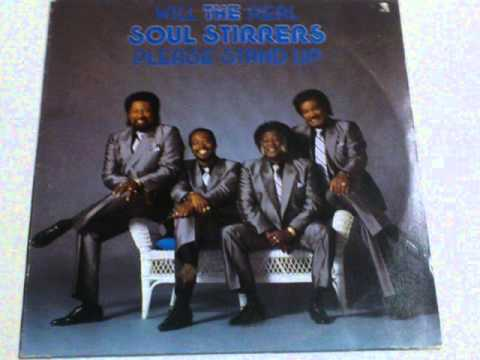 The Soul Stirrers -  Hey Brother