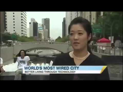 Seoul  The World's Most Wired City mp4