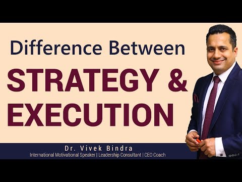 Guaranteed Success with Strategy & Execution by Dr Vivek Bindra