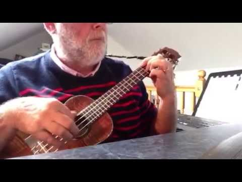 Save the Last Dance for Me - Solo Ukulele- Colin Tribe on LEHO