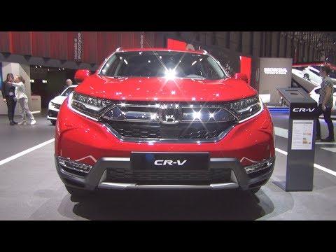 Honda CR-V 1.5 I-VTEC 4WD Lifestyle CVT 7 Places (2019) Exterior And Interior