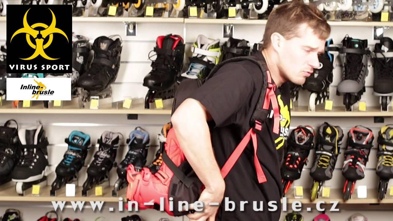 5915e02e4 Batoh K2 X-Training pack 2016 - recenze