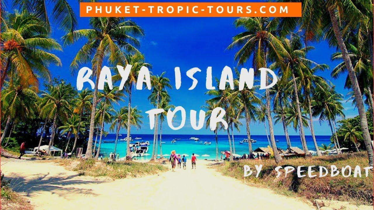 Raya island Tour Video overview: