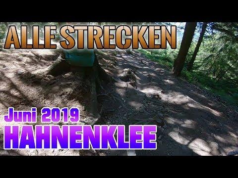 Alle Strecken   All Tracks 2019 [Hahnenklee]