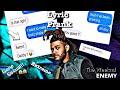 LYRIC PRANK: The Weeknd- enemy (got freaky!!)