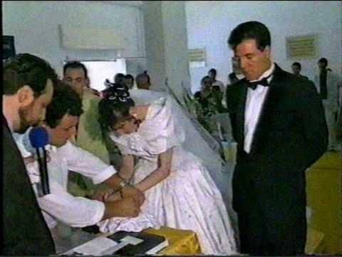 MATRIMONIO DI SALVATORE ED ENZA. 28/07/1993 2 ) PA...