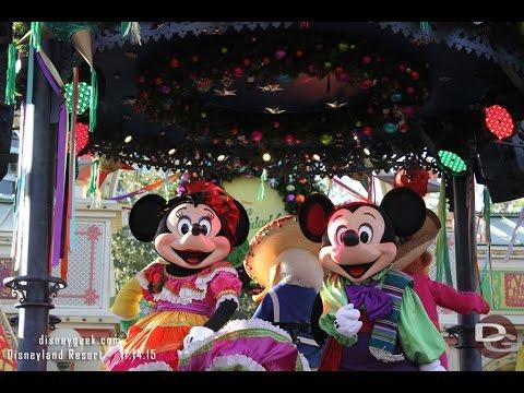 DCA: Disney Viva Navidad!  (Clips)