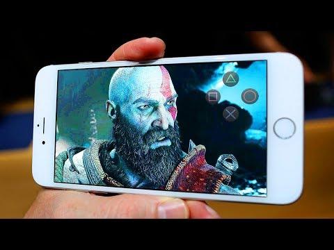 Cách chơi TẤT CẢ CÁC GAME PS4 trên iPhone !!! THẬT 100% không đùa !!!