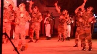 Khukuri Dance by Indian Army Gorkhas