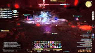 Final Fantasy XIV: A Realm Reborn - Chimera Boss Fight (Cutter's Cry)