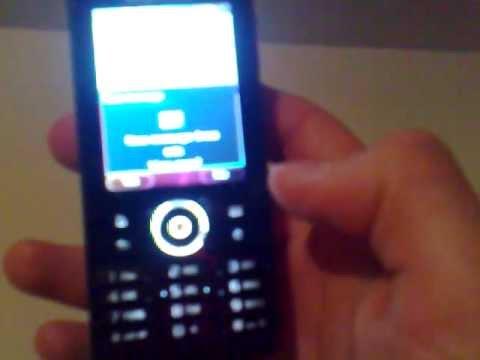 Sony ericsson G900-2