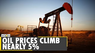 Oil price climbs nearly 5% on signs of increasing crude demand | Business & Economy | English News