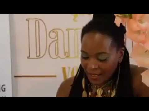 "Conversations with Cyn - Berlin Fashion Week - Interviewing Caribbean Designer ""Heather Jones"""