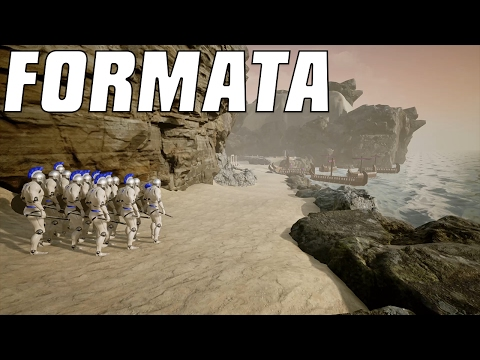 Formata - 300 SPARTANS! BATTLE OF THERMOPYLAE