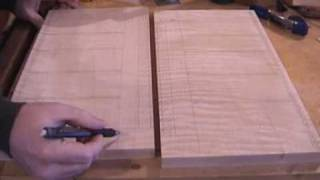 Woodworking: Curly Maple Spice Box Part 3
