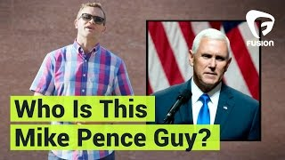 What Do Indiana Natives Really Think About Vice President Nominee Mike Pence?