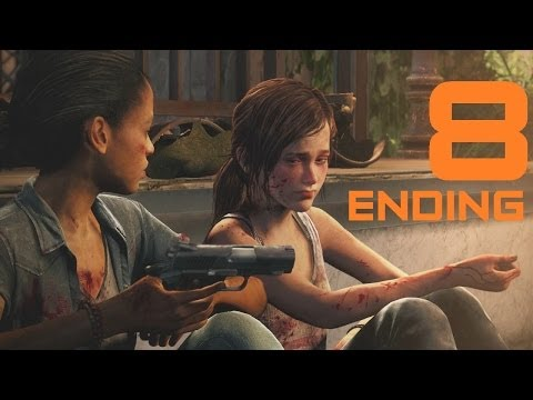 [Part 8] The Last of Us - Left Behind DLC ENDING Gameplay Walkthrough (TLOU Left Behind DLC Ending)