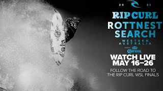 WATCH LIVE Rip Curl Rottnest Search presented by Corona - Day 1