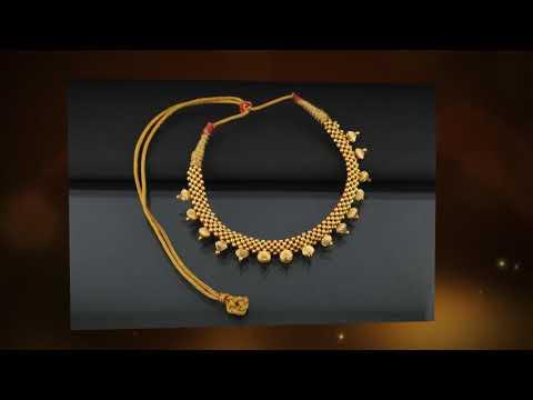 Maharashtrian Thushi- Anuradha Art Jewellery