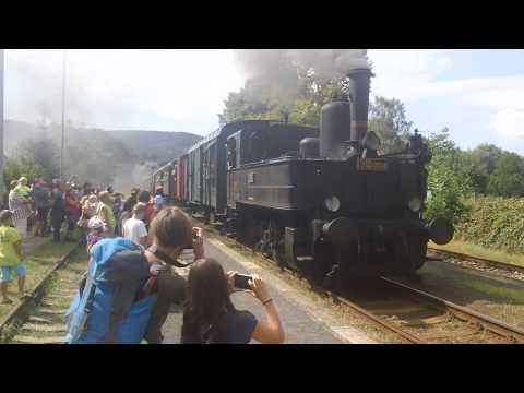 Parní vlak - Steam train