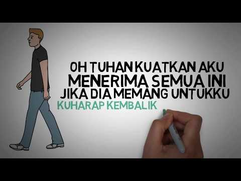 ALDY MALDINI - BIAR AKU YANG PERGI (Video Lirik)