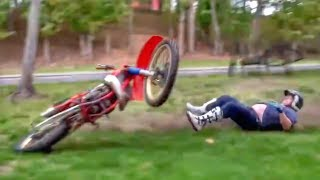 HOW NOT TO RIDE A DIRT BIKE 2018