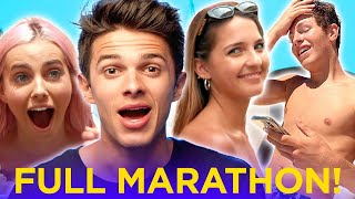 CRAZIEST VACATION EVER w/ Brent Rivera & Best Friends | Dream Vacation FULL MARATHON