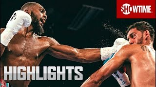 Ennis vs. Alvarez: Highlights | SHOBOX: THE NEW GENERATION