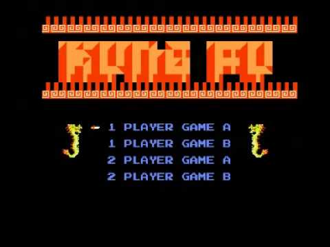 Kung Fu (NES) Music - Stage Theme