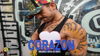 Maluma - Corazón ft. Nego do Borel. Zumba Choreo