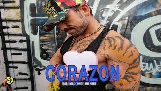 Maluma - Corazón ft. Nego do Borel. Zumba Choreo