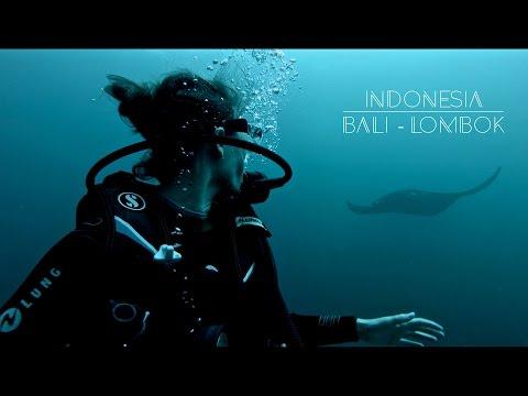 Bali - Lombok - 2016 - GoPro Hero & Feiyu Tech WG