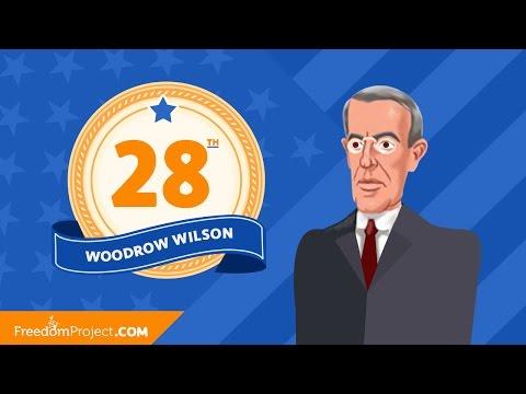 Woodrow Wilson | Presidential Minute