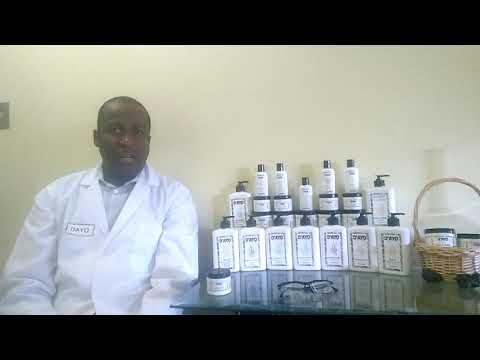 D'AYO Cosmetics - Feed Your Skin - Natural, Organic, Food Grade