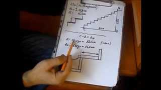 видео изготовление лестниц