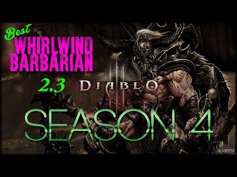 Diablo  Season  Barbar Conquest Build