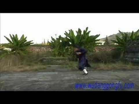 Straight Sword | Martial Arts | China | Wudang Wushu