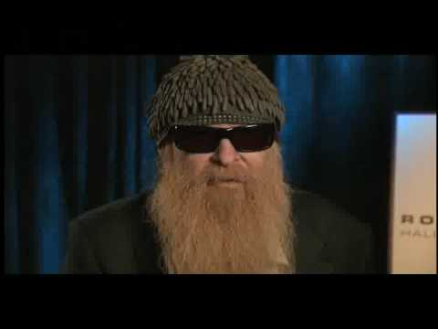 Billy Gibbons talks about rock and roll