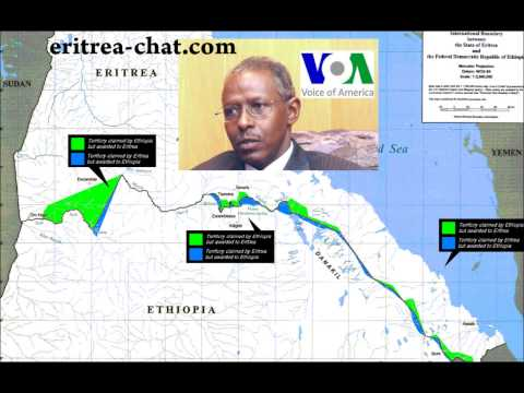 VOA - Answer to the 3 US Diplomat by the Eritrean Head of PFDJ   Yemane Ghebreab